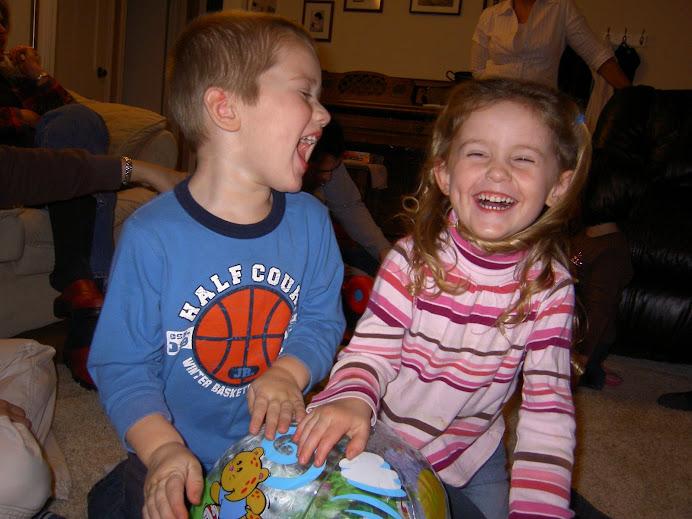 Elijah and Ava
