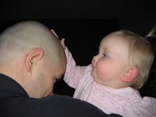 Where's your hair Daddy??