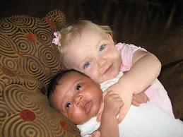 Cute Sisters!
