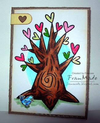 heart tree atc