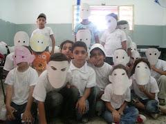 El taller de màscares