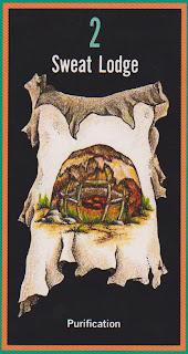 Sacred Path Cards: SWEAT LODGE