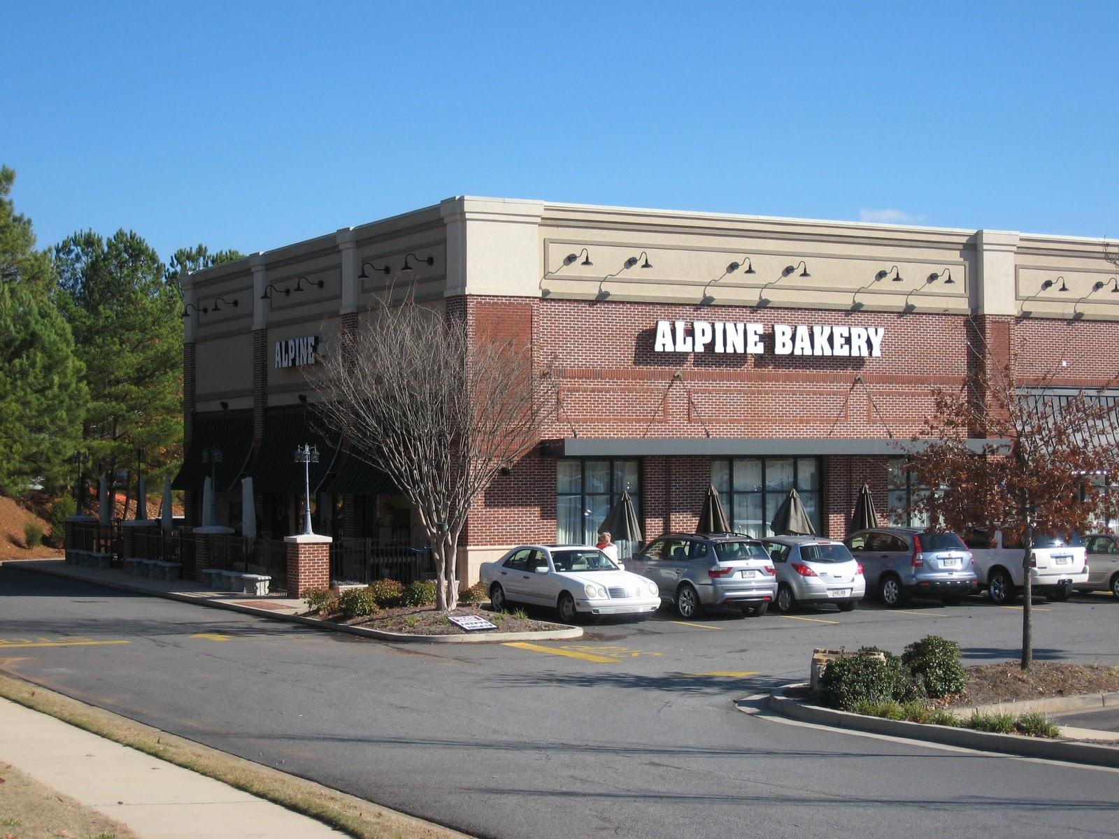 Eatmorechocolate Atlanta Alpharetta S Alpine Bakery
