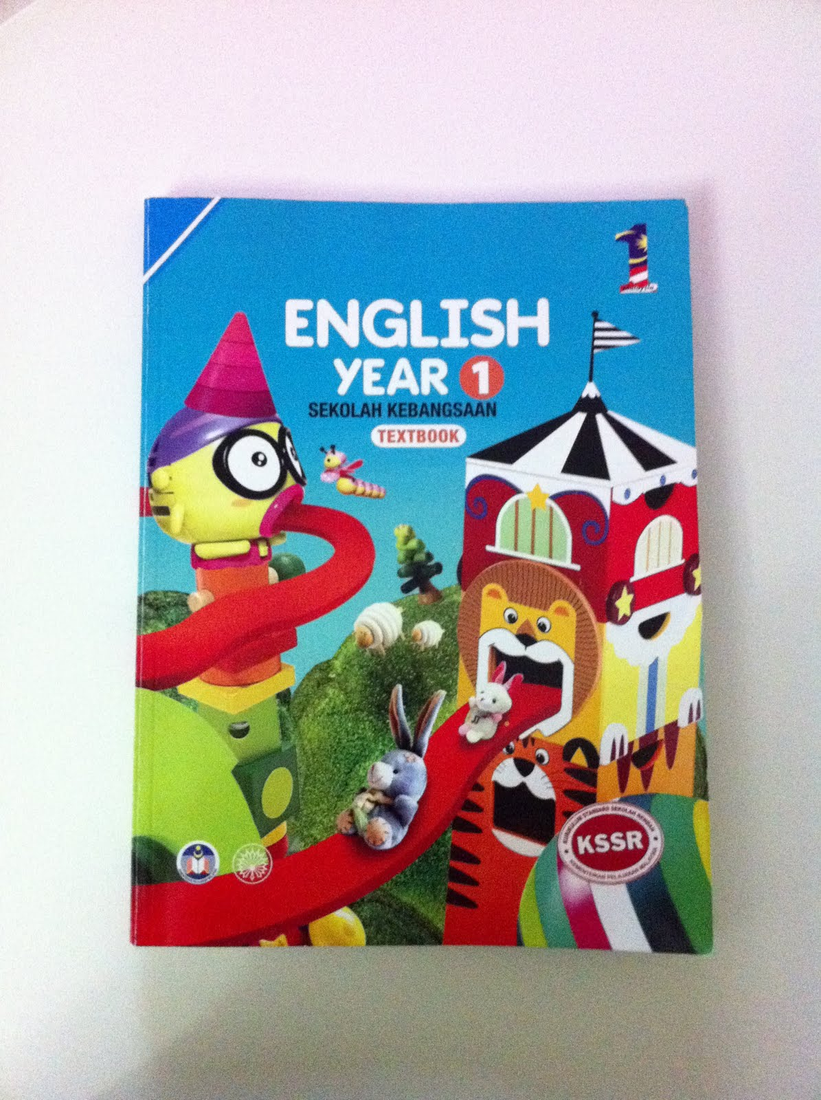 Readeasyteachersclubspot English Kssr Year 1