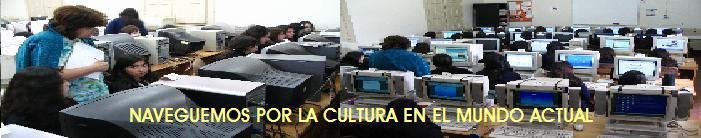 Naveguemos por la cultura en el mundo actual.