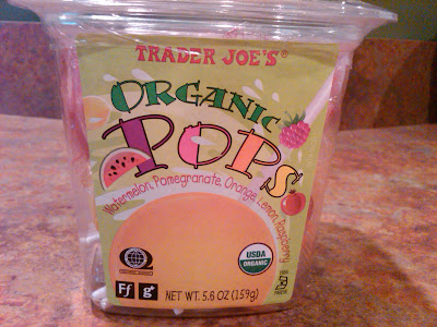 Allergen Free Please Trader Joe S Organic Pops