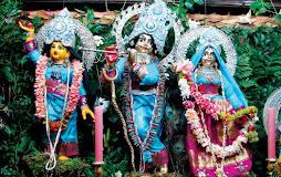 Sri Sri Gauranga Radha Vrajesvara