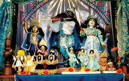 Sri Sri Gauranga Radha Gopivallabha