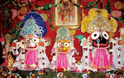 Sri Jagannath Bhaladeva y Subhadra