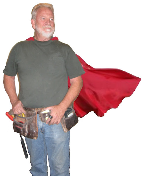 uncle ross superhero handyman