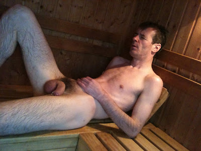 sauna gay stories