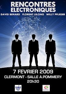Affiche d'Electro Libre