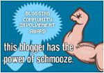 The Schmooze Award