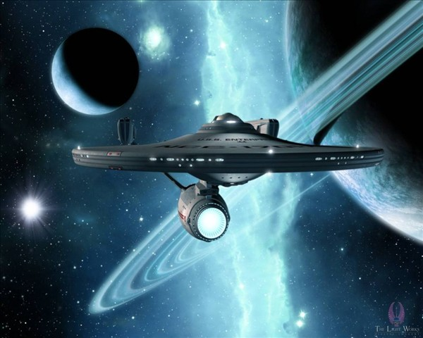To boldly blog like no one has blogged before ...