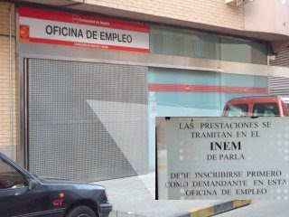 Oficina INEM en Pinto