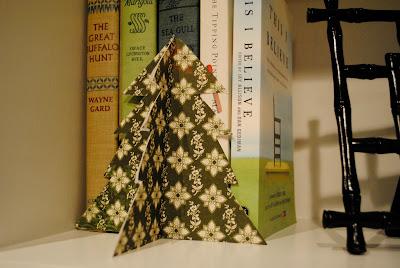 Decorative holiday trees