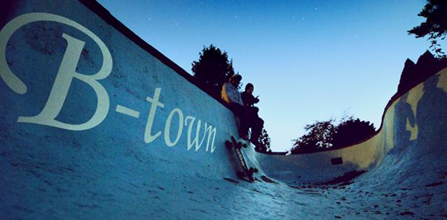 B-town longboarders