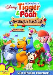 315-Arkadaşlarım Tiger ve Pooh: Arkadaşlık Masalları (2008) Türkçe Dublaj/DVDRip