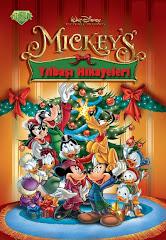 10-Mickey'den Yılbaşı Hikayeleri (2004) Türkçe Dublaj/DVDRip