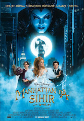 31-Manhattan'da Sihir (Enchanted 2007 Türkçe DublajDVDRip