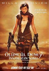 102-Ölümcül Deney 3 - İnsanlığın Sonu (2007)Türkçe Dublaj/DVDRip