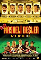 111-Maskeli Beşler Kıbrıs (2008) Türkçe Dublaj/DVDRip,