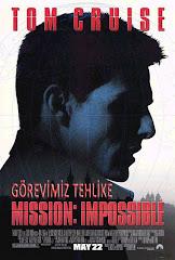 125-Görevimiz Tehlike (Mission: Impossible) 1996 Türkçe Dublaj/DVDRip