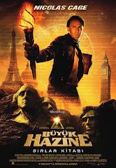 155-Büyük Hazine 2 : Sırlar Kitabı (National Treasure: Book of Secrets) 2007 Türkçe Dublaj/DVDRip