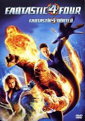 159-Fantastik Dörtlü (Fantastic Four) 2005 Türkçe Dublaj/DVDRip