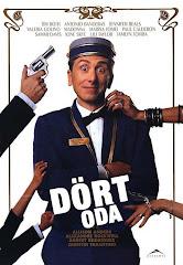 161-Dört Oda (Four Rooms) 1995 Türkçe Dublaj/DVDRip