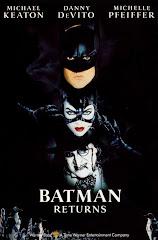 225- Batman Dönüyor / Batman Returns (1992) Türkçe Dublaj/DVDRip