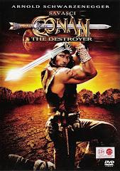 228-Savaşçı Conan (Conan the Destroyer) 1984 Türkçe Dublaj/DVDRip