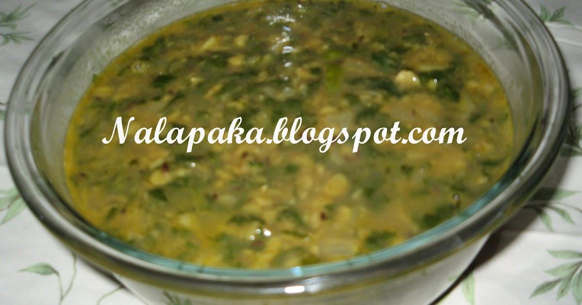 Methi Dal Hebbar S Kitchen