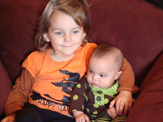 6298ad911c Greta   Amelia are Terry s sister s (Gretchen) twins that are three. The  twins were excited to meet Addison   Alexis. They will make great Mommy s  some day.