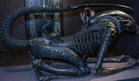 Musée Alien HR Giger