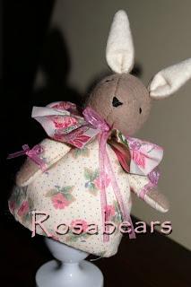 Rosabears Paashaasjes En Een Krans