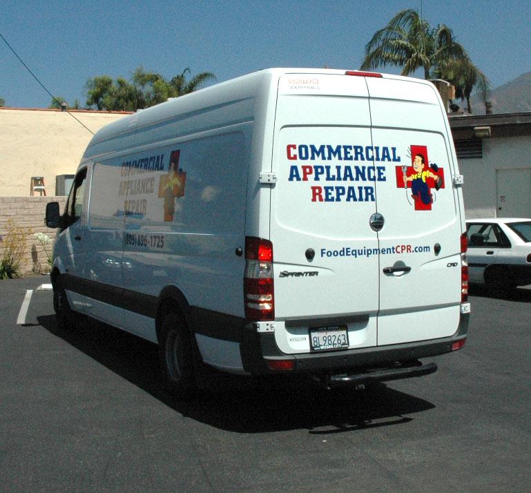 Printing Santa Barbara Commercial Appliance Repair