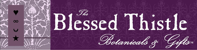 The Blessed Thistle: Blossom, Bone, Root & Stone