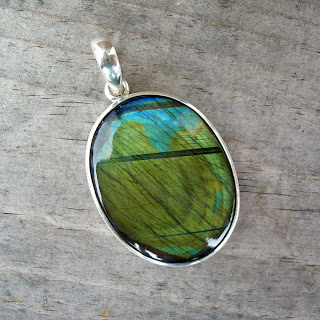 labradorite necklace pendant
