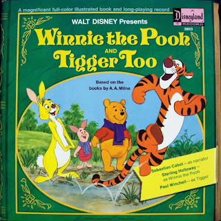 Winnie The Pooh and Tigger Too 2