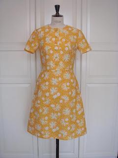 6f1f971f herlig sommerkjole fra 50/60-tallet 200 kr (veldig pent brukt) Str: M SOLGT