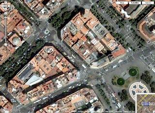 Barcelona, Plaza Catalunya