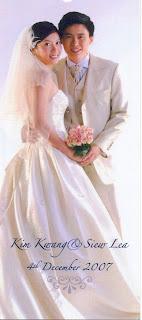 Kim Kwang & Siew Lea