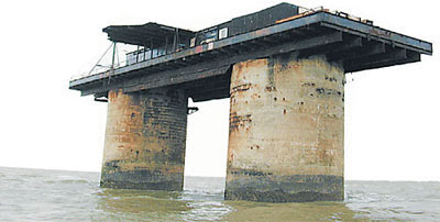 The Principality of Sealand