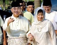 Malaysia Prime Minister Abdullah Badawi Wedding Photos
