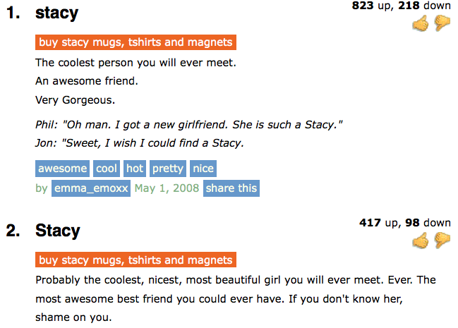 Twitarded Urban Dictionary Knows Me