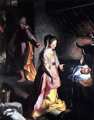 Christmas by Barocci