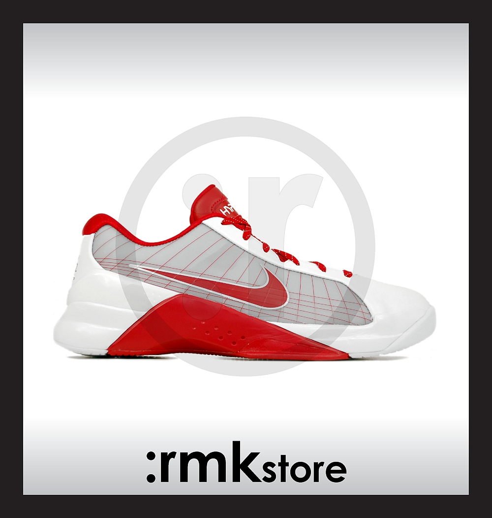 5950acbd3c61 rmkstore  Nike Hyperdunk Low Supreme Houston Rockets Aaron Brooks PE ...