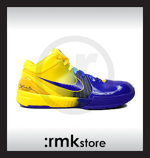 best service 2078e 6f3fe It features excess padding  Nike Zoom Kobe 4 IV Four Rings 344335-400 . ...