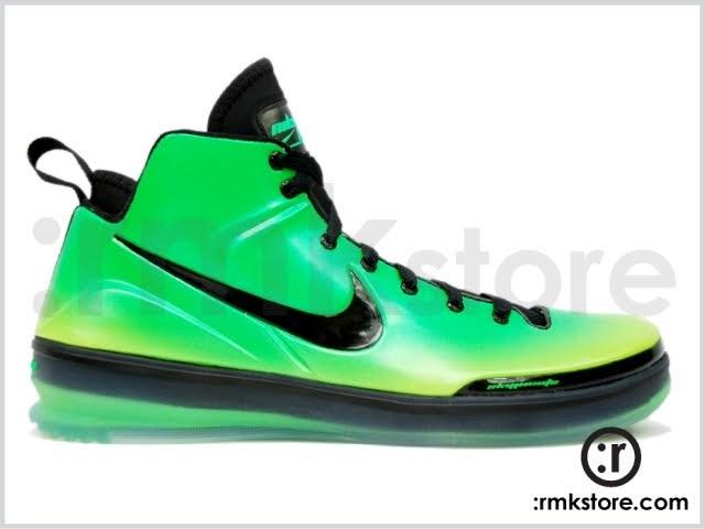 the latest e7e1c 52f0f rmkstore  Nike Zoom Skyposite Kryptonate Nate Robinson PE 375505-300    Amare Stoudemire PE 375505-012